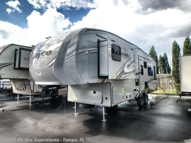 New 2020 Jayco Eagle HT Fifth Wheel 27.5 RLTS available in Dover, Florida