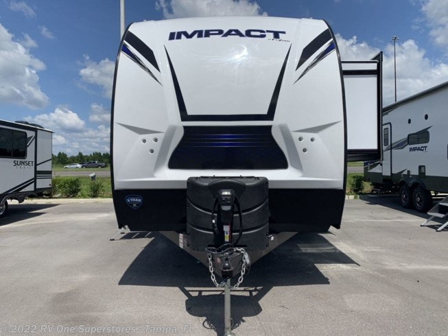 New 2020 Keystone Impact Travel Trailer Toy Hauler 317 available in Dover, Florida
