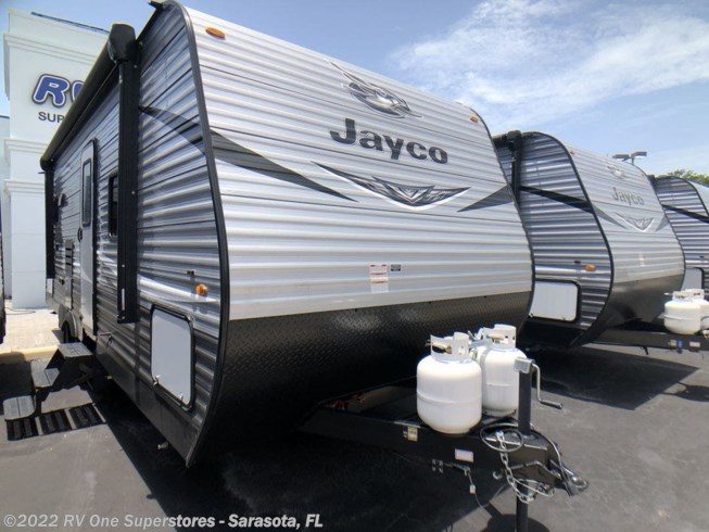 New 2020 Jayco Jay Flight SLX 8' Wide 245 RLS available in Sarasota, Florida