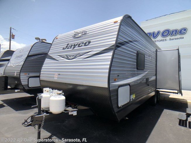 2020 Jay Flight SLX 8' Wide 245 RLS by Jayco from RV One Superstore Sarasota in Sarasota, Florida