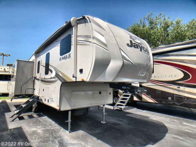 New 2020 Jayco Eagle HT Fifth Wheel 27.5 RLTS available in Sarasota, Florida