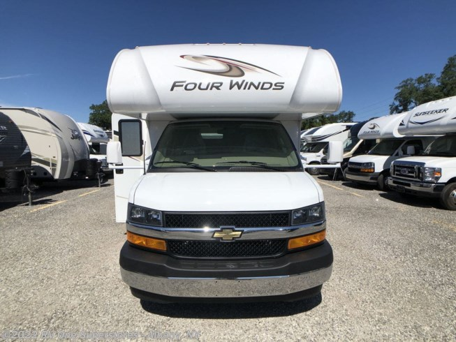 2020 Four Winds 22E - Chevy by Thor from RV One Superstore Albany in Latham, New York