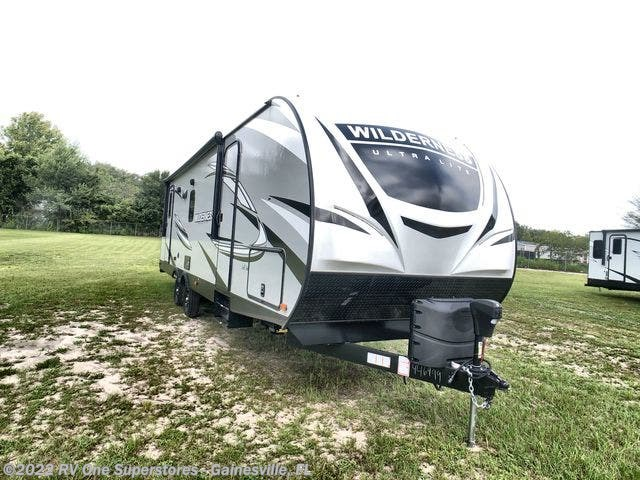 New 2021 Heartland Wilderness 2500RL available in Alachua, Florida