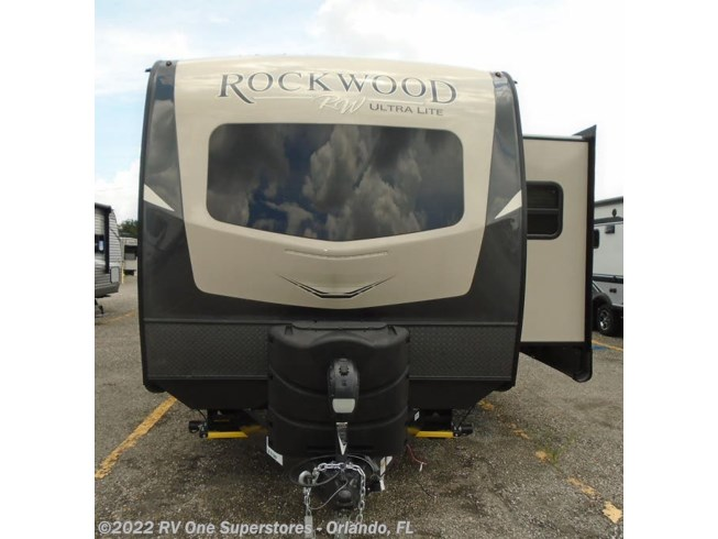 New 2020 Forest River Rockwood Ultra Lite Travel Trailer 2912BS available in Casselberry, Florida