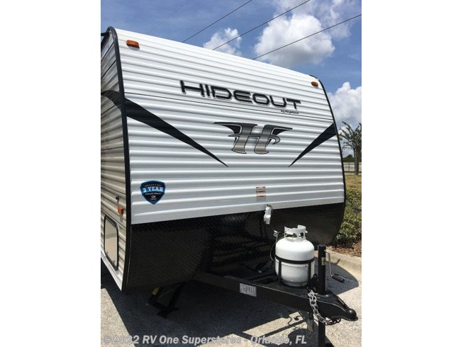 New 2019 Keystone Hideout Mini 177LHS available in Casselberry, Florida
