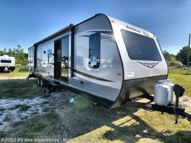 2020 Jayco Jay Flight 38FDDS - New Travel Trailer For Sale by RV One Superstore Myrtle Beach in Myrtle Beach, South Carolina features Awning