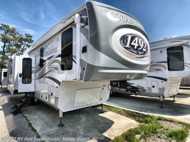 New 2020 Forest River Columbus 366RL available in Myrtle Beach, South Carolina