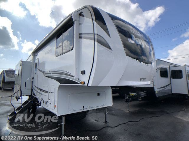New 2021 Jayco Eagle HT Fifth Wheel 28.5 RSTS available in Myrtle Beach, South Carolina