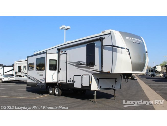 New 2021 Forest River Sierra C-Class 3440BH available in Mesa, Arizona