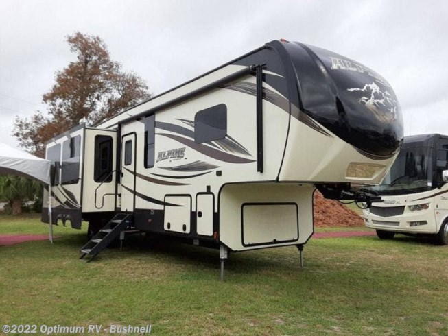 Used 2017 Keystone Alpine 3471RK available in Bushnell, Florida