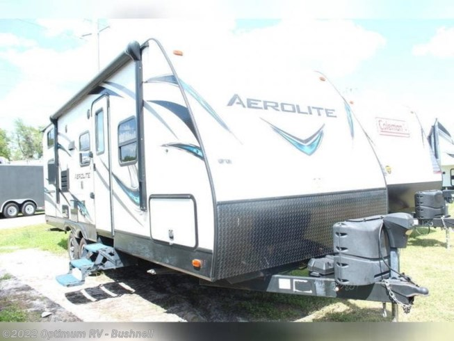 Used 2017 Dutchmen Aerolite 2320BHSL available in Bushnell, Florida