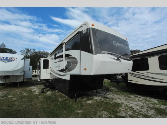 Used 2009 Carriage Carri-Lite CL36XTRM5 available in Bushnell, Florida