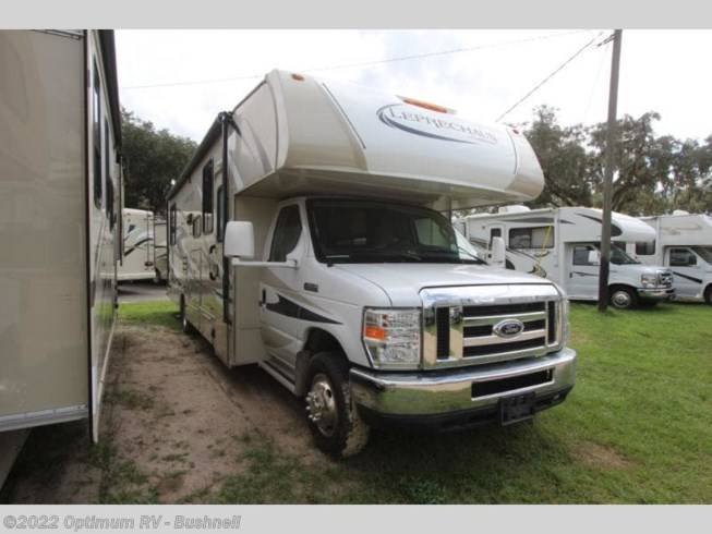 Used 2016 Coachmen Leprechaun 319DS Ford 450 available in Bushnell, Florida