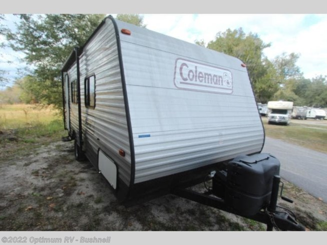 Used 2015 Coleman Expedition LT CTS16FBS available in Bushnell, Florida