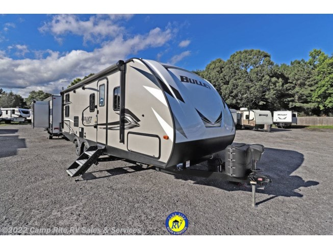 New 2021 Keystone Bullet 243BHS available in Loganville, Georgia