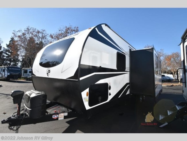 2021 Venture RV Stratus Ultra-Lite SR281VBH - New Travel Trailer For Sale by See Grins RV in Gilroy, California features Slideout