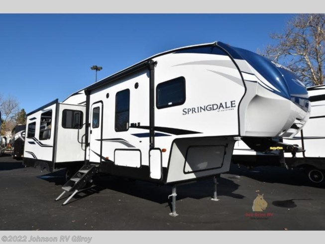 New 2021 Keystone Springdale 253FWRE available in Gilroy, California