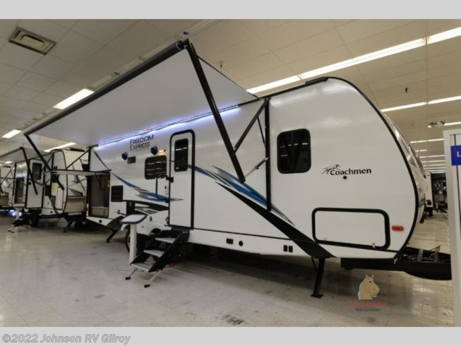 New 2021 Coachmen Freedom Express Ultra Lite 252RBS available in Gilroy, California