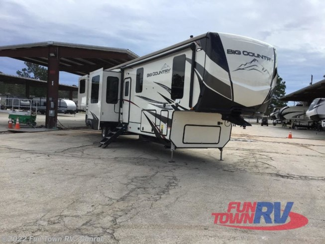 New 2021 Heartland Big Country 4011 ERD available in Conroe, Texas
