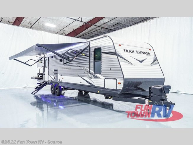 New 2021 Heartland Trail Runner 31 DB available in Conroe, Texas