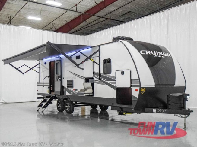 New 2021 CrossRoads Cruiser Aire CR27RBS available in Conroe, Texas