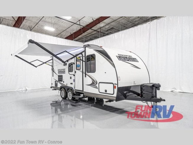 New 2021 Gulf Stream Kingsport Ranch 21QBD available in Conroe, Texas