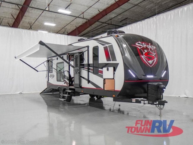 New 2021 Cruiser RV Stryker ST-2613 available in Conroe, Texas