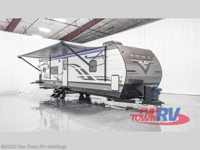 New 2021 Palomino Puma 30RKQS available in Giddings, Texas