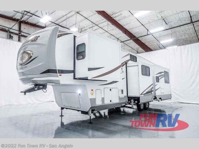 New 2021 Palomino Columbus Compass 378MBC available in San Angelo, Texas
