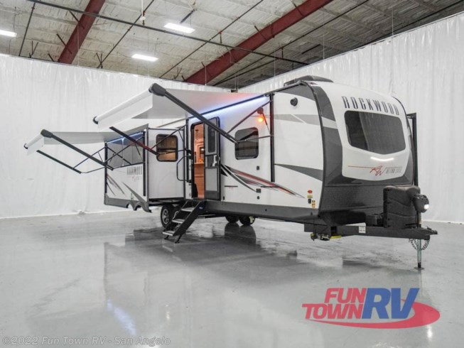 New 2021 Forest River Rockwood Ultra Lite 2906BS available in San Angelo, Texas