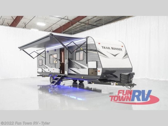 New 2021 Heartland Trail Runner 261 JM available in Mineola, Texas