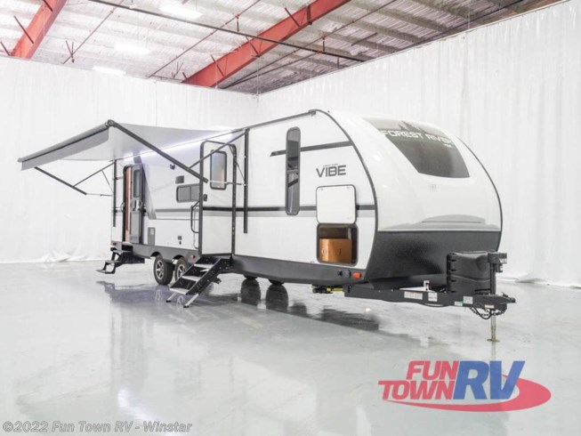 New 2021 Forest River Vibe 26BH available in Thackerville, Oklahoma