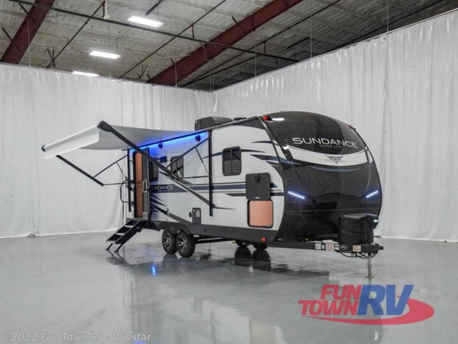 New 2021 Heartland Sundance Ultra Lite 221RB available in Thackerville, Oklahoma