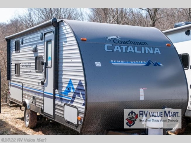 New 2021 Coachmen Catalina Summit Series 7 184BHS available in Manheim, Pennsylvania