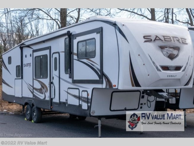 New 2021 Forest River Sabre 37FLH available in Manheim, Pennsylvania