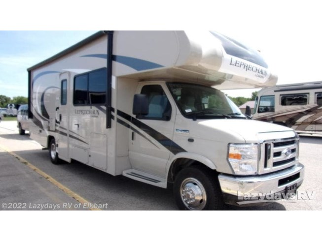 New 2021 Coachmen Leprechaun 260DS available in Elkhart, Indiana