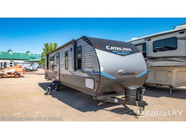 New 2021 Coachmen Catalina Legacy 303RKDS available in Elkhart, Indiana