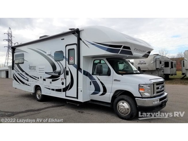 New 2021 Entegra Coach Odyssey 25R available in Elkhart, Indiana