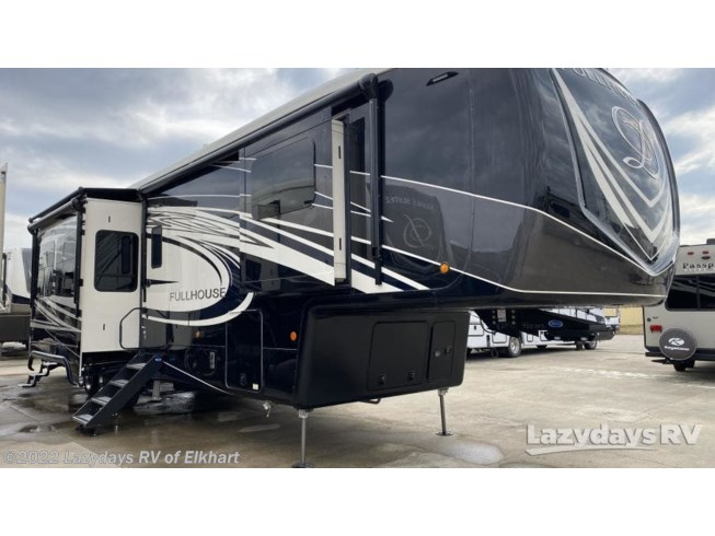 New 2021 DRV Full House LX455 available in Elkhart, Indiana