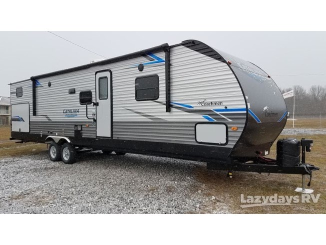 New 2021 Coachmen Catalina Legacy 343BHTSLE available in Elkhart, Indiana