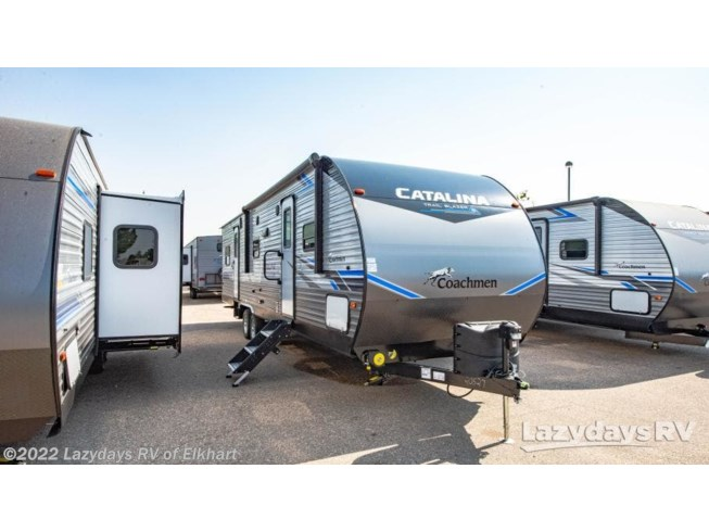 New 2021 Coachmen Catalina Trail Blazer 29THS available in Elkhart, Indiana