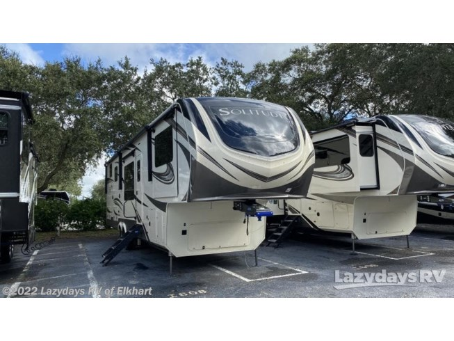 New 2021 Grand Design Solitude 380FL R available in Elkhart, Indiana