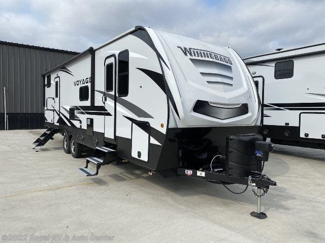New 2021 Winnebago Voyage 3033BH available in Middlebury, Indiana