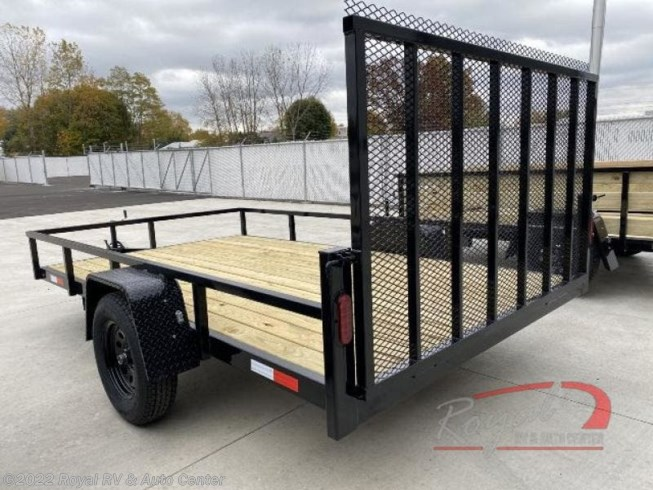 2021 Miscellaneous BND TRAILERS BND Trailers S12 - New Utility Trailer For Sale by Royal RV & Auto Center in Middlebury, Indiana