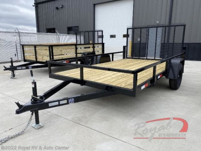 New 2021 Miscellaneous BND TRAILERS BND Trailers S12 available in Middlebury, Indiana