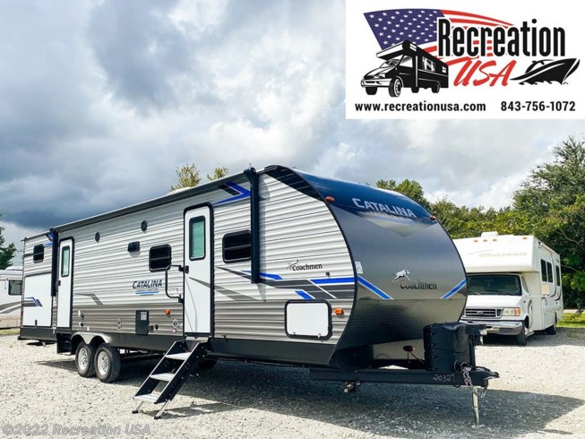 New 2021 Coachmen Catalina Legacy Edition 323BHDSC available in Longs, South Carolina