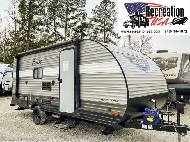 Used 2018 Forest River Salem FSX 197BH available in Longs, South Carolina
