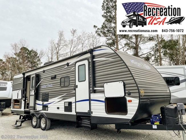 Used 2019 Dutchmen Aspen Trail 2790BHS available in Longs, South Carolina