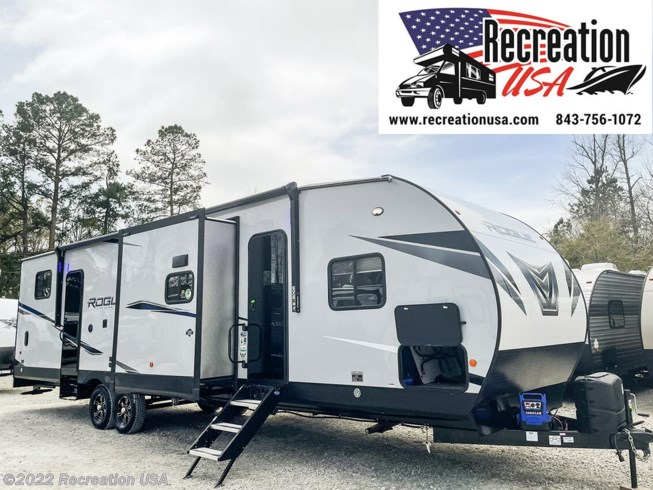 New 2021 Forest River Vengeance Rogue 32V available in Longs, South Carolina