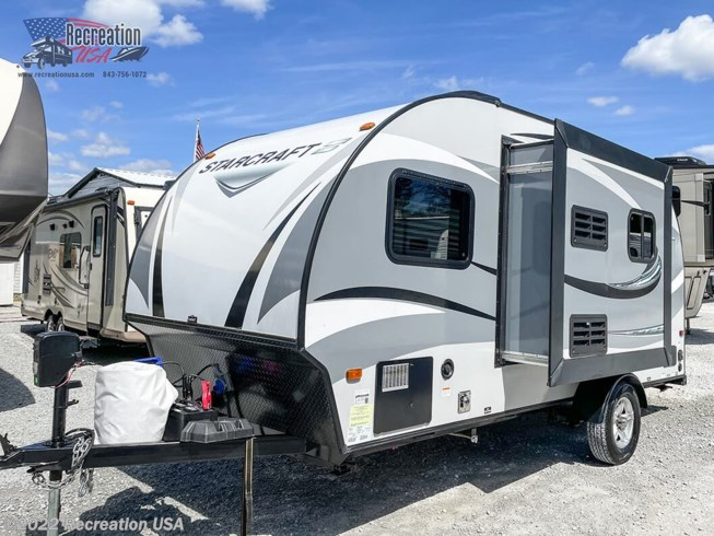 2018 Comet Mini 17RB by Starcraft from Recreation USA in Longs, South Carolina